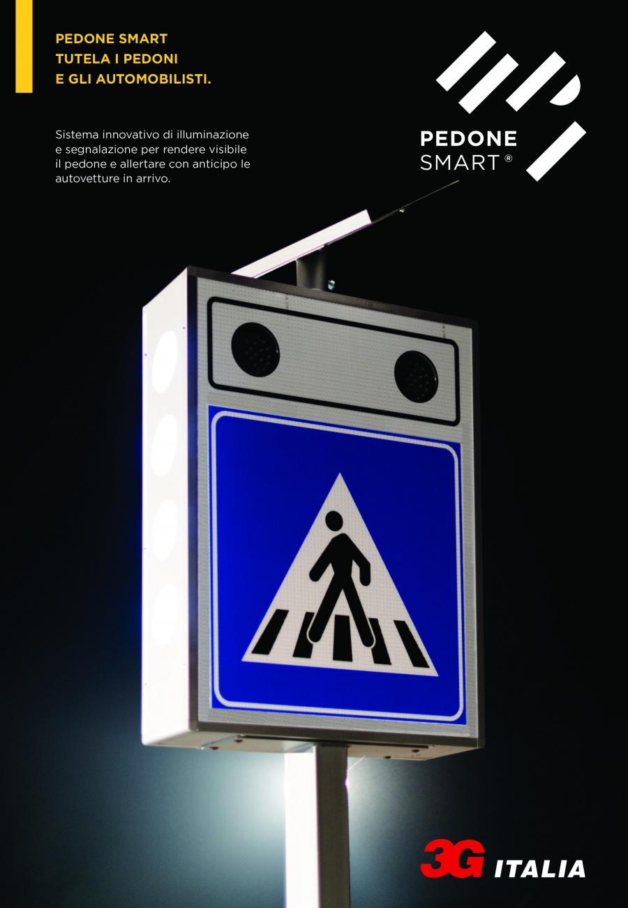 Pedone Smart - sistemi per la segnalazione di attraversamenti pedonali