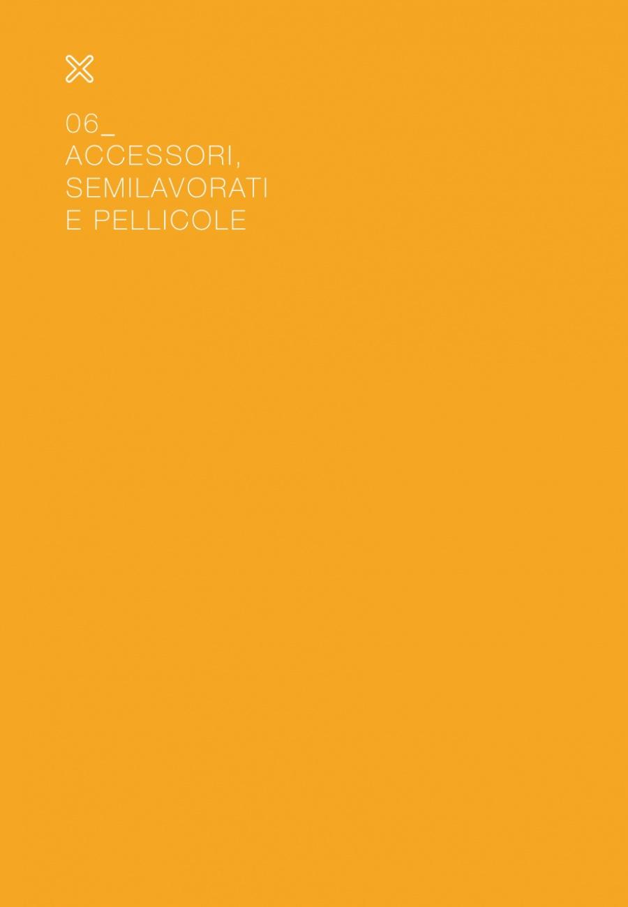 Nuovo Catalogo Semilavorati e pellicole 2019