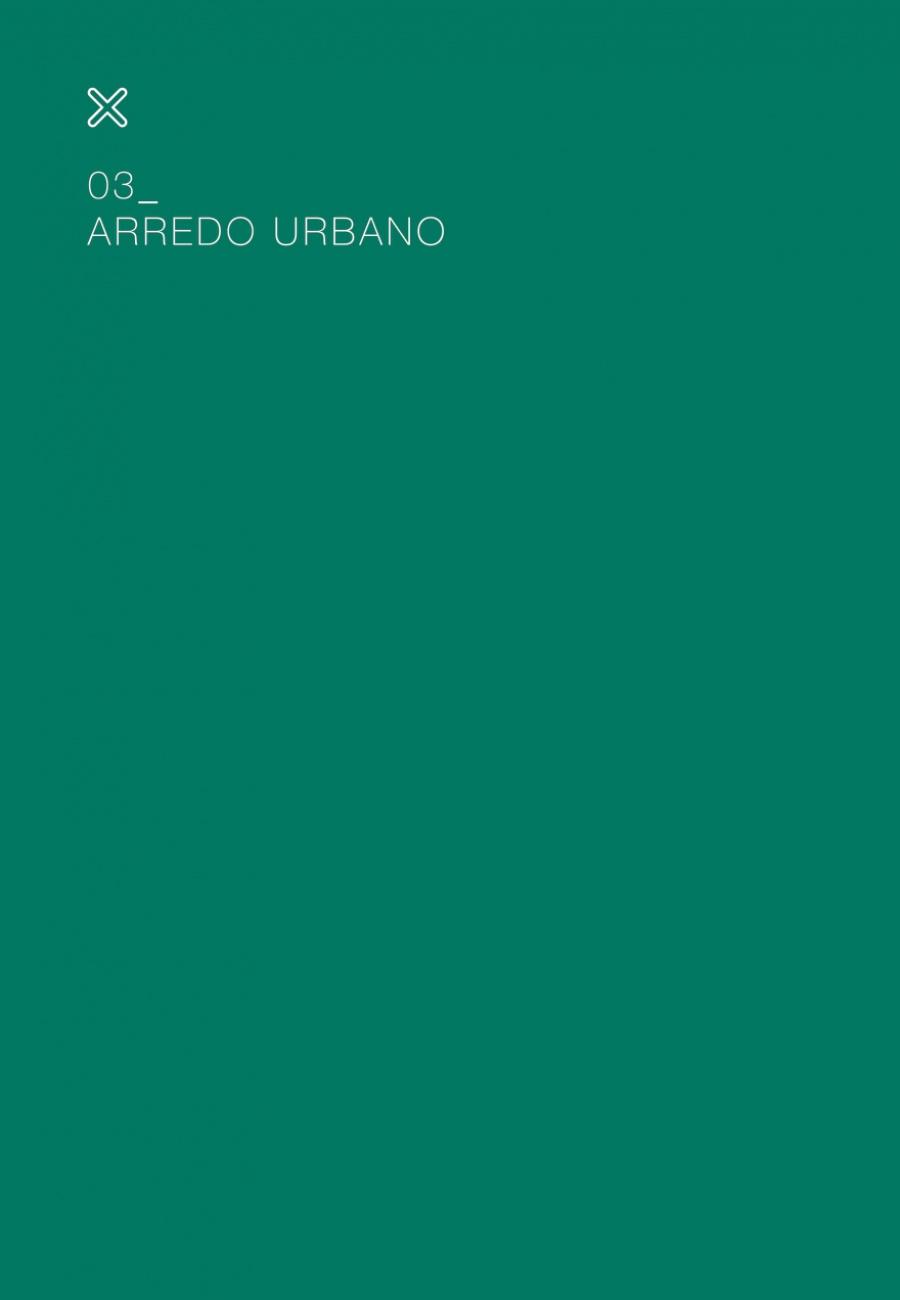 Nuovo Catalogo Arredo Urbano 2019